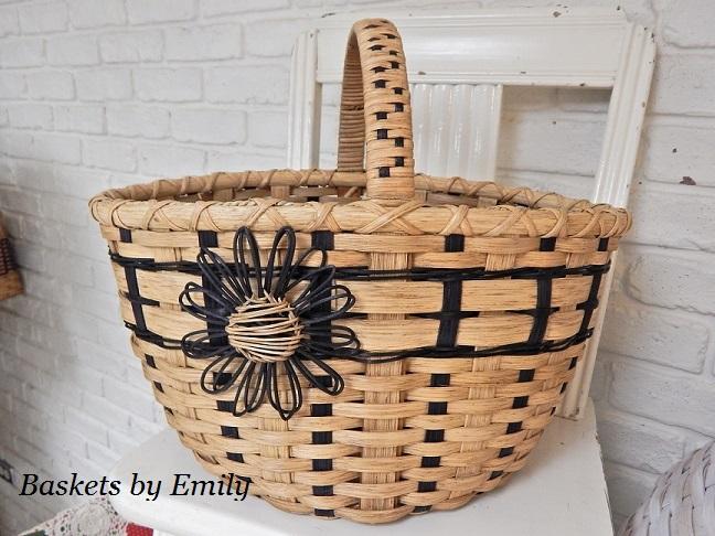 Katherine Market Basket pattern