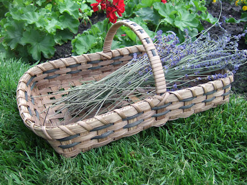 Herb Gathering Basket-