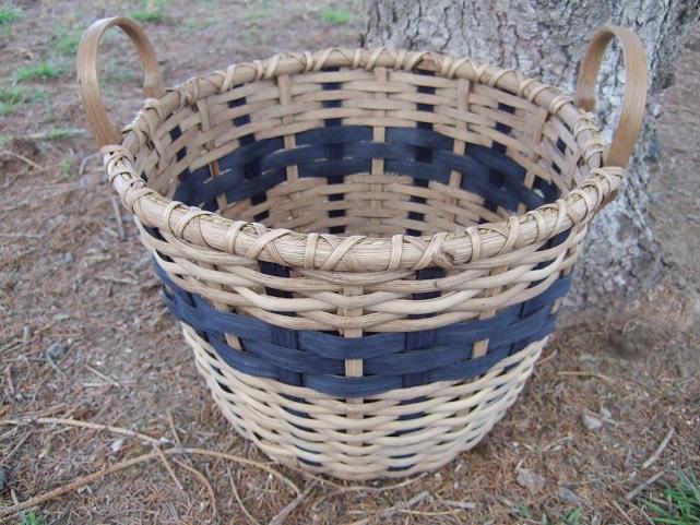 Sm. Round Laundry Basket