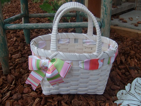 Easter  Lunch Tote Basket Pattern