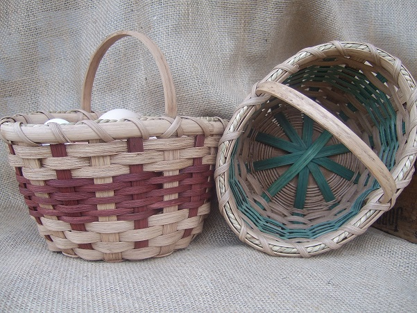 Egg Gathering Basket