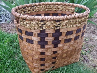 The Rectangle Laundry Lugger Basket
