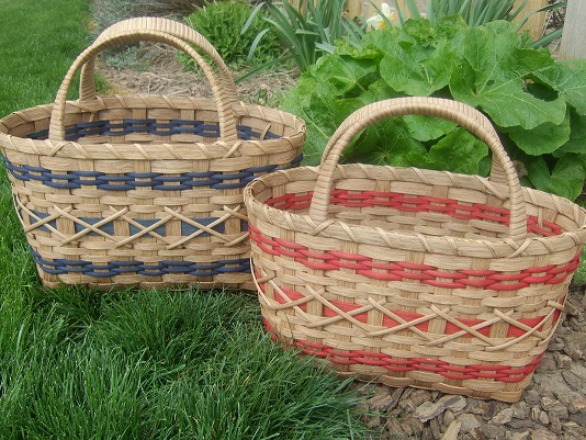- Around Town Tote Basket -