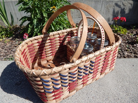 4-Quart Carrier Basket