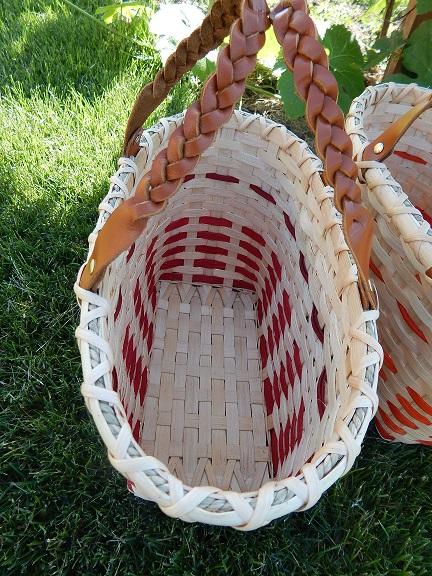Zoe Tote Basket